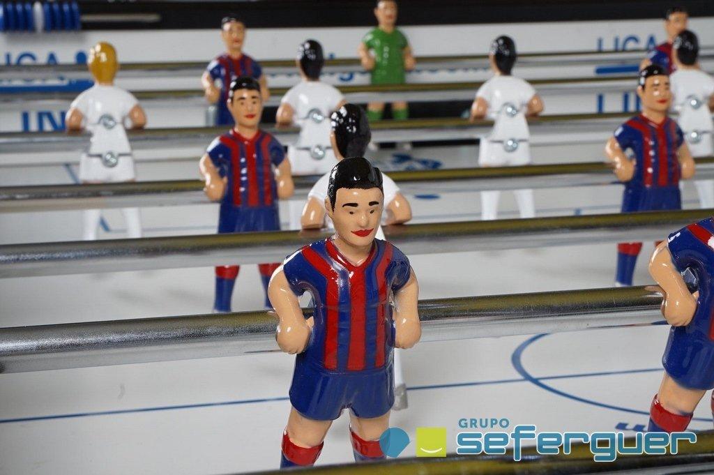 mesa futbolín profesional Rem
