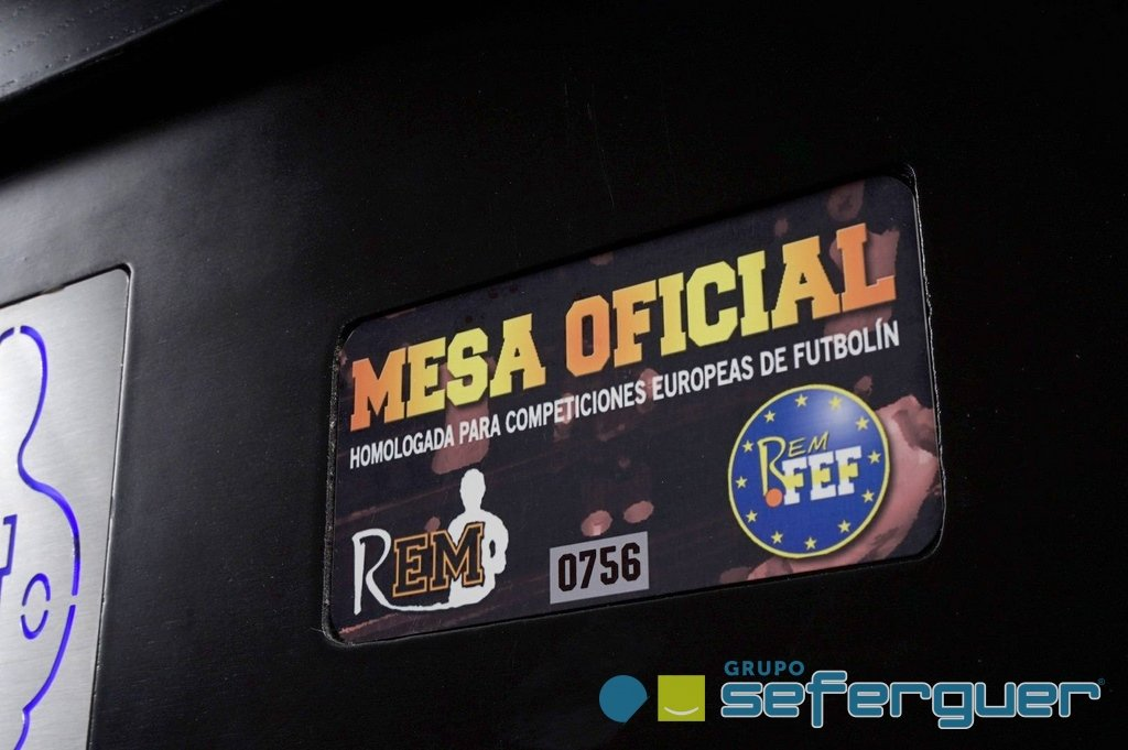 futbolín REM